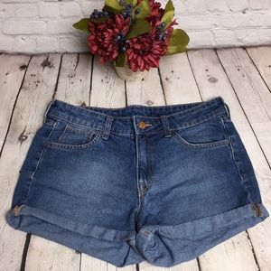 &Denim Jean shorts size 6